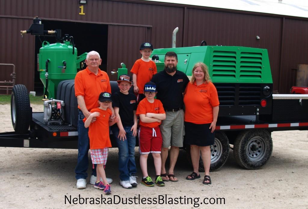 Nebraska Dustless Blasting